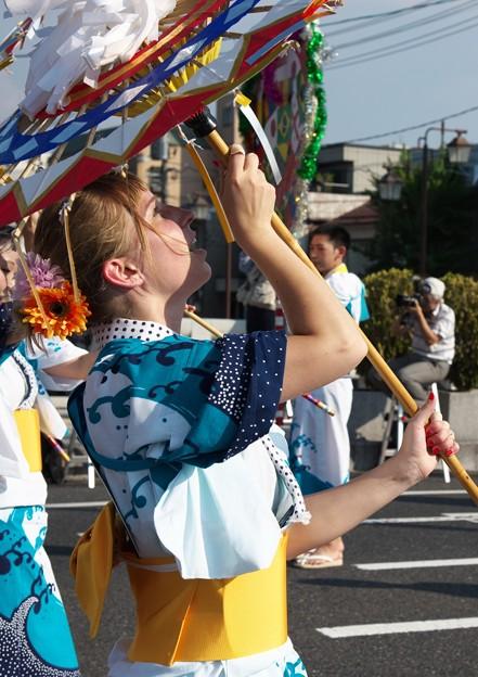 鳥取しゃんしゃん祭(6)H28,8,14