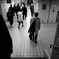 今夜の御堂筋線阪急電車能勢電車。1