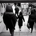 今夜の御堂筋線阪急電車能勢電車。2
