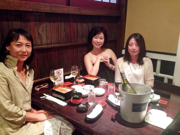 Photos: 野田岩で女子会