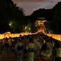 写真: ぼんぼり祭り20160808a