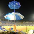 Photos: 二段傘