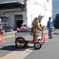Photos: 電動式ホース運搬車