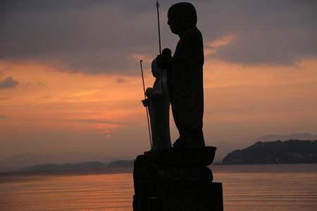 宍道湖夕日スポット〔とるぱ〕 (1)