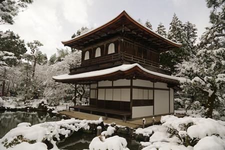 銀閣寺 (1)