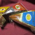 写真: トルテケーキ3種