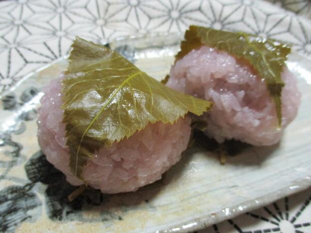 特撰滋賀羽二重餅の桜餅