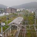 Photos: 軽井沢駅(横川方面)