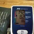 Photos: 今日の血圧