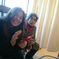 Photos: 姉ちゃんは札幌に帰ります。