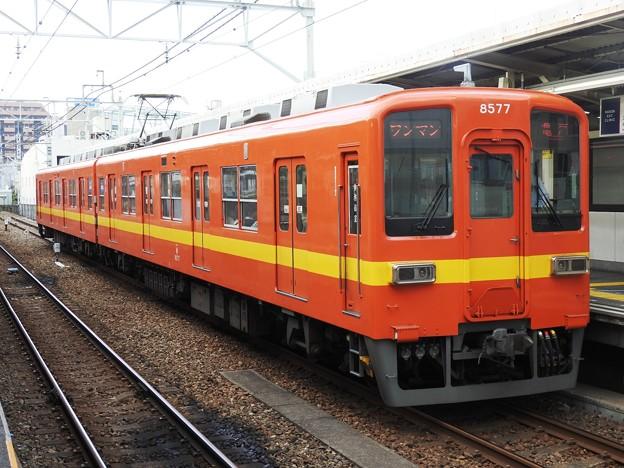 東武亀戸線復刻塗装8000系