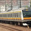 写真: 南武線E233系N14編成立川行き