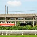 DE10 1603号機ホキ工臨宇都宮貨物(タ)発車