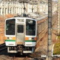 Photos: 211系A36編成両毛線経由高崎行き448M