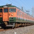 Photos: 115系6連444M高崎行き
