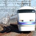 Photos: スペーシア「雅」編成特急きぬ116号