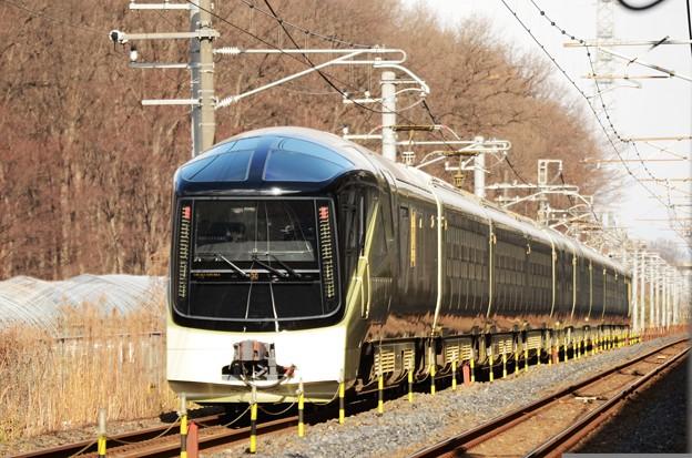 Photos: 試9021M E001系 TRAIN SUITE四季島 後追い