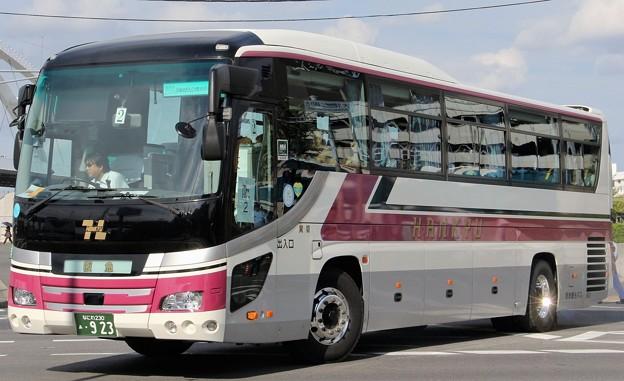 阪急観光バス ハイデッカー