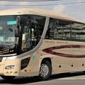 ヤサカ観光バス ハイデッカー「セレガ58」