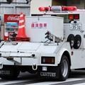 Photos: 愛知県警 レッカー車(後部)