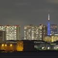 Photos: 東京ゲートブリッジから東京タワー