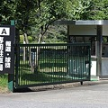 A駐車場入口