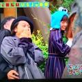 Photos: 恐竜にビビる剛くん可愛いな、乙女か(*´∇`*)
