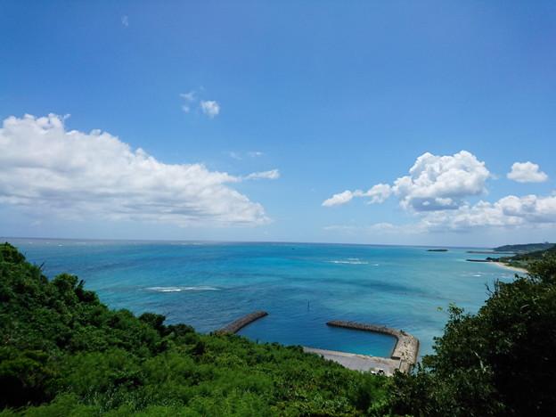 Photos: 知念岬公園@南城市