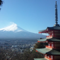 写真: 富士吉田