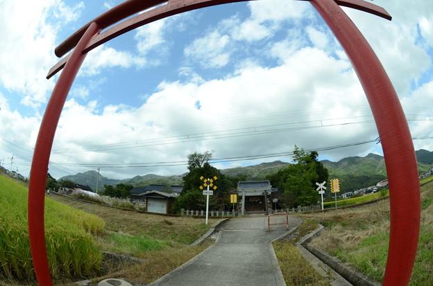 粟津稲生神社2