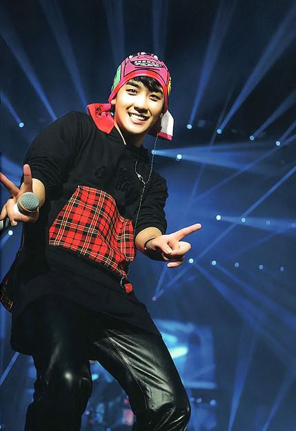 BIGBANG JAPAN DOME TOUR 2013~2014キャプ加工画像スンリ8