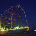 夜の海王丸 c