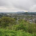 140513-91東北ツーリング・古城山公園・東屋からの景色