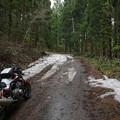Photos: 140513-126東北ツーリング・湯の又大滝・湯の又大滝への道