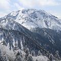 写真: 100317-51焼岳