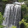 写真: 100720-7善五郎の滝6