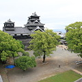 100518-101宇土櫓からの天守閣