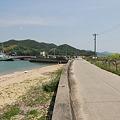 写真: 110508-6向島での瀬戸内海5