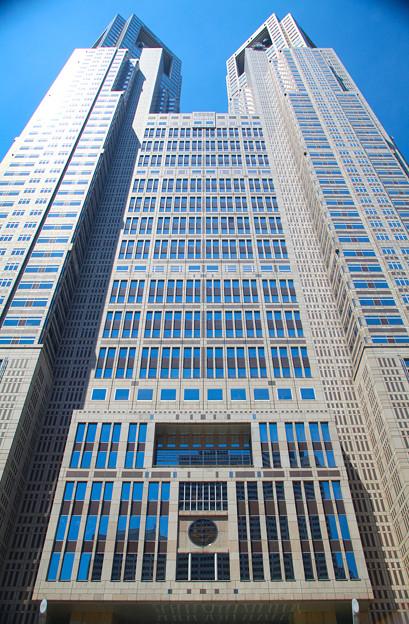副都心 都庁第一庁舎