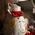 写真: 招き猫