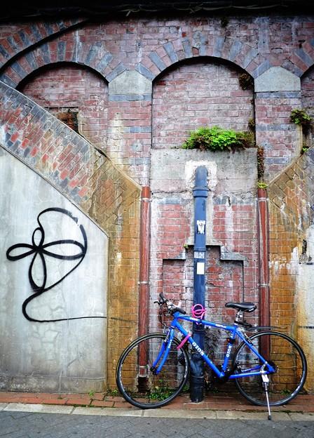 Photos: 有楽町の自転車