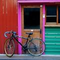 日本橋の自転車
