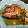 写真: 鯛のかぶと煮