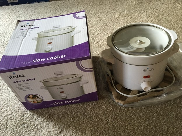 Slow Cooker $5