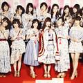 AKB48 45thシングル選抜メンバーパネル