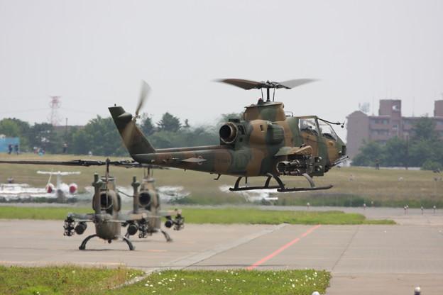 OH-1 AH-1予行2
