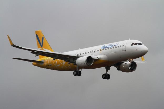 A320 JA05VA バニラ5号機