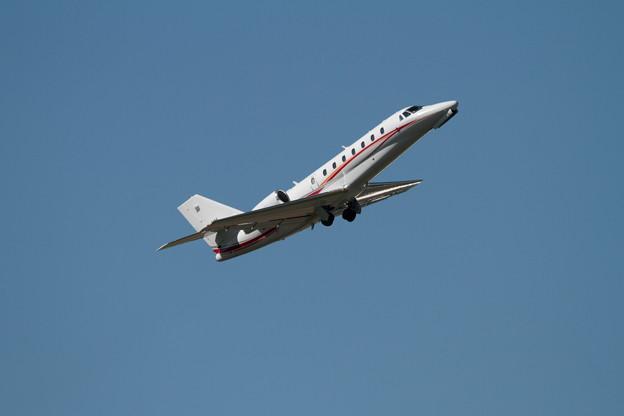 OKDでHigh Rate climb Cessna680