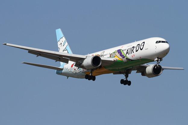 B767 ベア・ドゥ北海道JET JA602A ADO