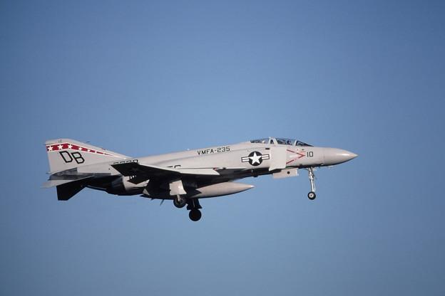 USMC F-4J 153850 DB10 VMFA235 Atsugi 1981
